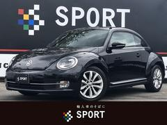 VW ザ・ビートルデザインレザーパッケージ 黒革 Sヒーター クラリオンナビ