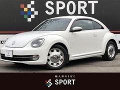 VW ザ・ビートルスペシャル・バグ 400台限定 純正ナビTVプッシュスタート