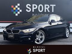 BMW420iグランクーペ Mスポーツ 後期 純正ナビ ACC