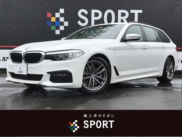 BMW 523dツーリングMスピリット アクティブクルーズ インテリセーフ ナビ
