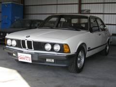 BMW735i ディーラー車 実走行 ワンオーナー フルノーマル