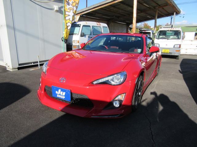 トヨタ GT モデリスタエアロ ワンオーナー ナビ Bカメラ TV