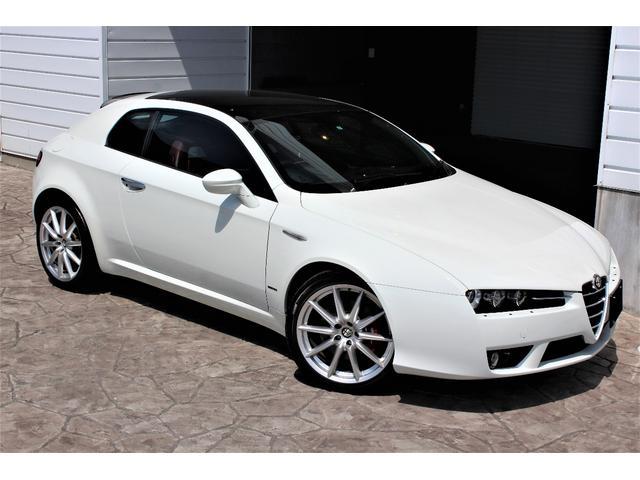 アルファロメオ 3.2JTS Q4 QTホワイトED 20台特別限定車