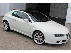 アルファブレラ3.2JTS Q4 QT ホワイトED 20台特別限定車