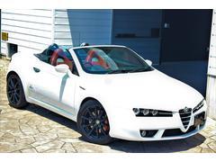 アルファスパイダー2.2JTSセレスピードホワイトエディション 10台限定車