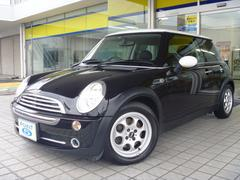 MINIクーパー 5速マニュアル車 純正CD キーレスE 自店買取車