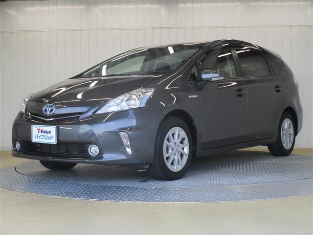 トヨタ S  SDナビ ワンセグ ETC  車検整備付き ワンオーナ