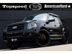 フォード エクスペディションエディバウアー 実走行 4WD 社外26AW 新品ヘッド