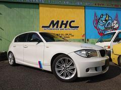 BMW 1シリーズ Mクーペ 3ペダル6速マニュアル 皮シート