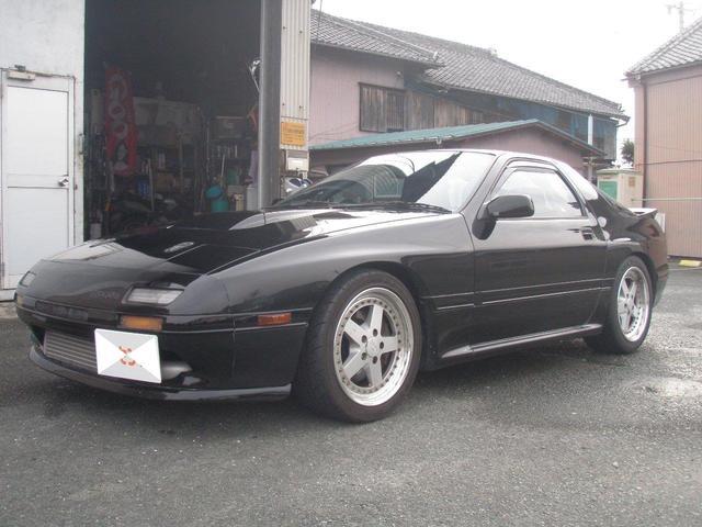 マツダ GT-X 20Bサイド06L2ツインターボ 公認車