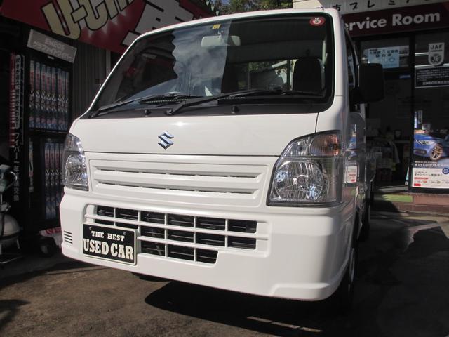 スズキ KCエアコン・パワステ KC エアコン パワステ 4WD