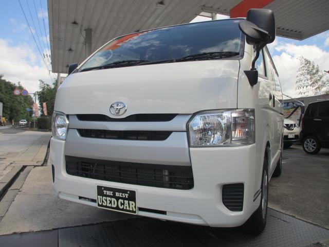 トヨタ ロングDX D-T 4WD 5DR 6人乗