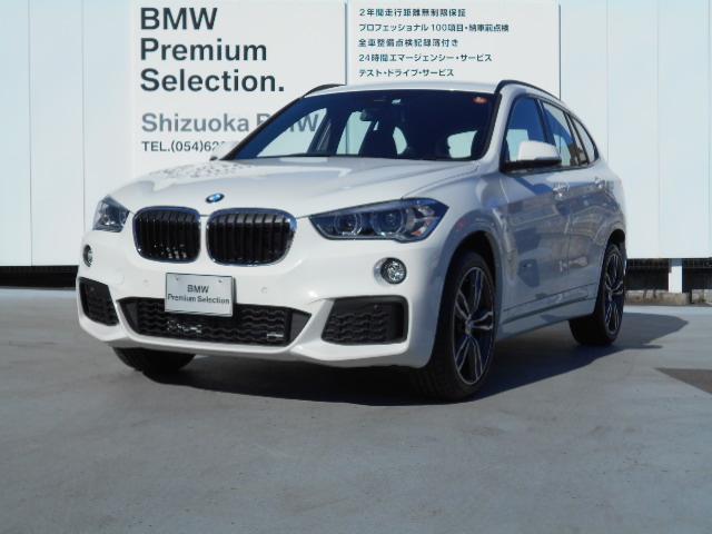 BMW sDrive 18i Mスポーツ  19インチホイール