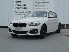 BMW118d Mスポーツ エディションシャドー 限定車