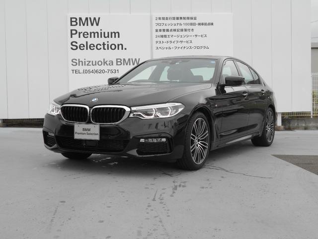 BMW 523d Mスポーツ 19インチホイール サンルーフ装備