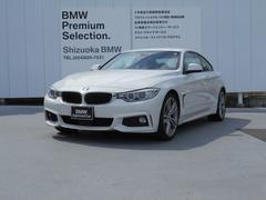 BMW420iクーペ Mスポーツ 19インチホイール ACC装備