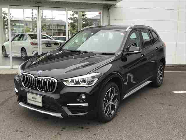 BMW xDrive 18d xライン 4WD 純正HDDナビ