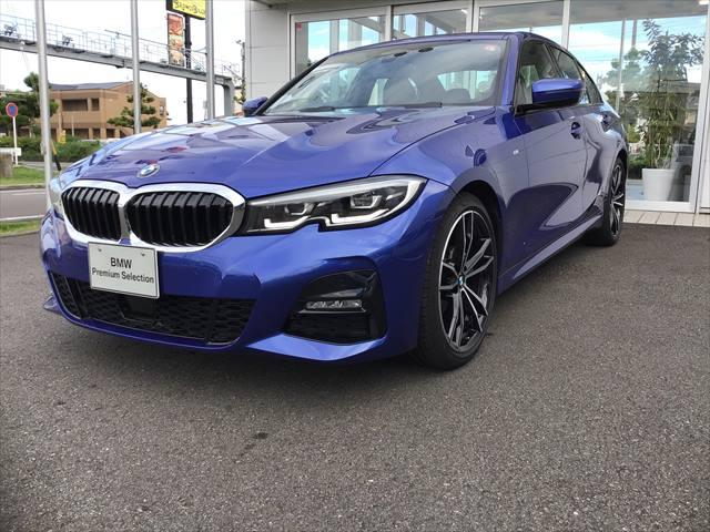 BMW 320dxDriveMスポーツ デビュー サウンドPKG