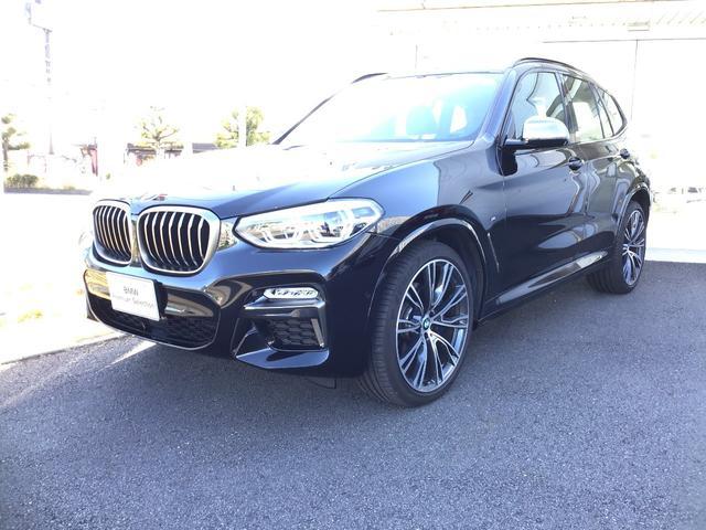 BMW M40dサンルーフ黒革ACC/HUD