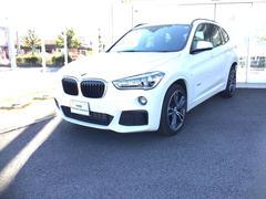 BMW X1xDrive 18d Mスポーツ TVドラレコ/フィルム付き