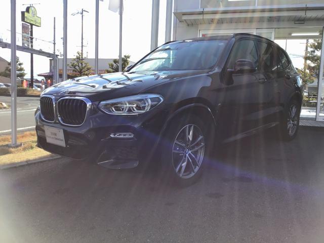 BMW xDrive 20d Mスポーツサンルーフ黒革ハイラインPK