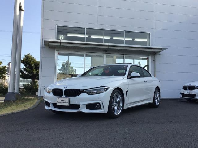 BMW 4シリーズ 420iクーペ Mスポーツ サンルーフ 19インチAW