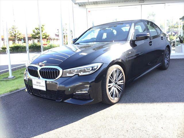 BMW 320d xDrive Mスポーツ ハイライン・コンフォート