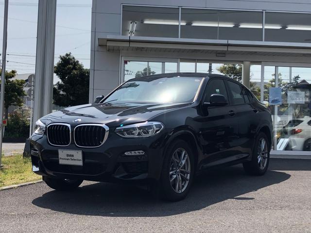 X4(BMW)xDrive 30i Mスポーツ 中古車画像