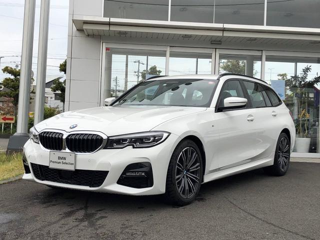 BMW 320dxDriveツーリングMスポーツハイラインP