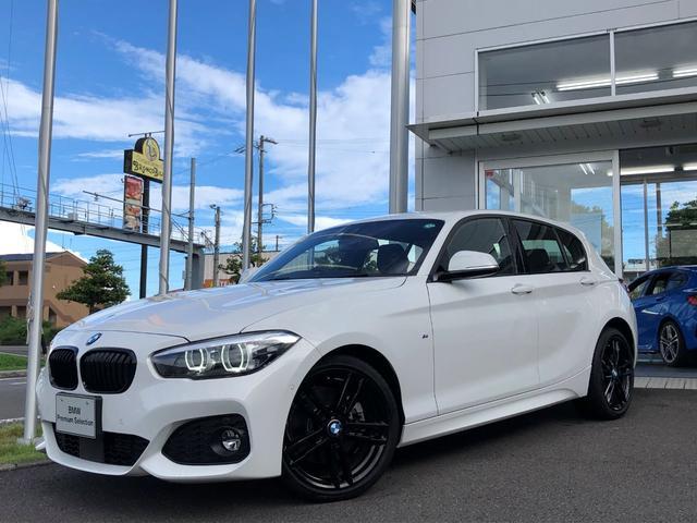 BMW 1シリーズ 118d Mスポーツ エディションシャドー アップグレードパッケージ