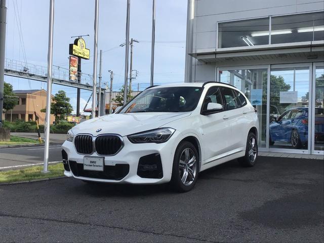 BMW X1 sDrive 18i Mスポーツ セーフティーパッケージ・コンフォートパッケージ