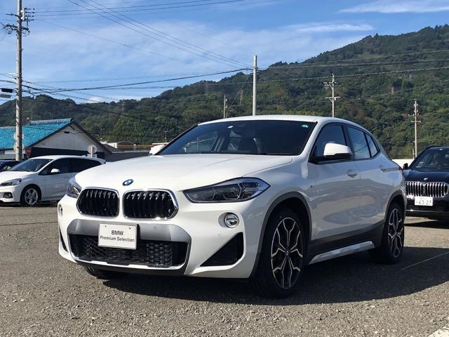 BMW xDrive 18d MスポーツX ハイラインパック コンフォートパッケージ