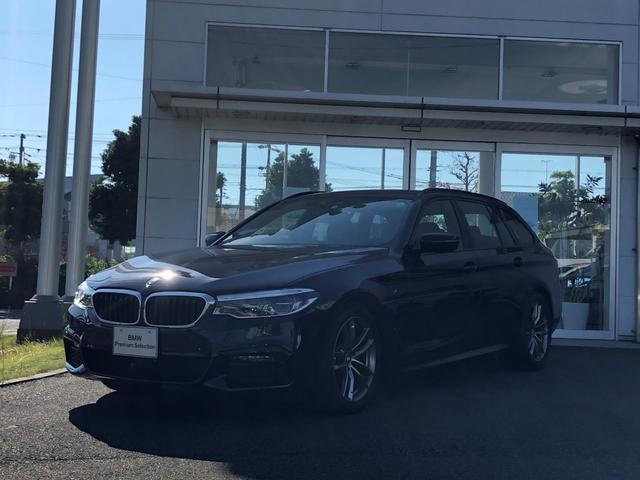 BMW 523d xDriveツーリング Mスピリット アドバンスド・ハイラインパッケージ