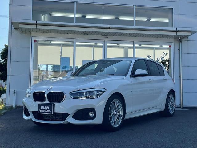 BMW 118i Mスポーツ コンフォートパッケージ・パーキングサポートパッケージ