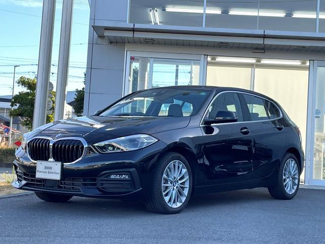 BMW 1シリーズ 118d プレイ エディションジョイ+ ハイラインP ナビゲーションパッケージ