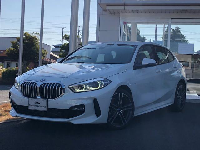 BMW 1シリーズ 118i Mスポーツ ハイラインパッケージ ナビゲーションパッケージ・黒革・電動シート・LEDヘッドライト