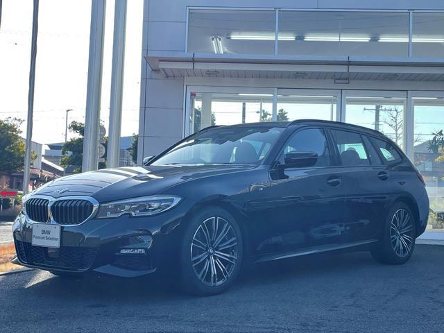 BMW 320dxDriveツーリングMスポーツハイラインP パーキングアシストパッケージ