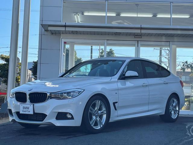 BMW 320iグランツーリスモ Mスポーツ 18インチ・社外TVチューナー・電動シート・HID・当社下取り車・車検取り納車