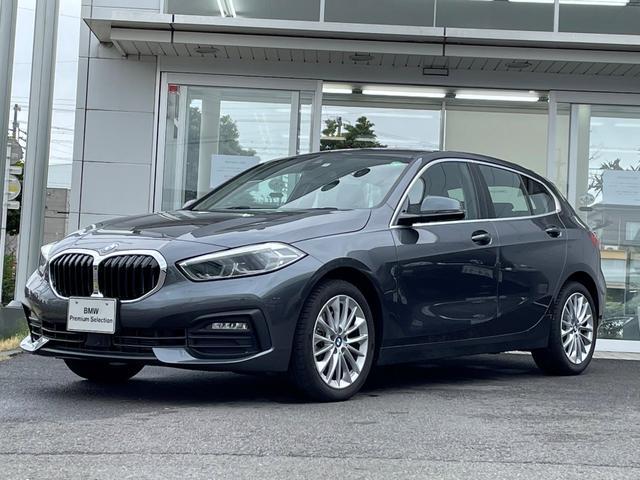 BMW 1シリーズ 118d プレイ エディションジョイ+ ハイラインP 当社試乗車UP・ナビ・ハイラインパッケージ・LEDヘッドライト・LEDフォグランップ・電動シート・シートヒーター・黒革シート・純正オプション17インチアルミ・バックカメラ・ミラーETC