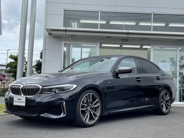 BMW M340i xDrive パーキングサポートパッケージ・レーザーライト・黒革・電動シート・シートヒーター