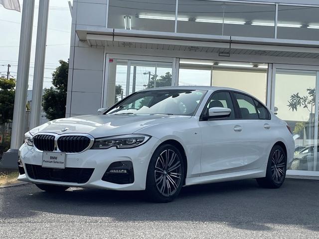 3シリーズ(BMW) 318i Mスポーツ 当社試乗車UP・コンフォートパッケージ・電動シート・電動トランク・LEDヘッド 中古車画像