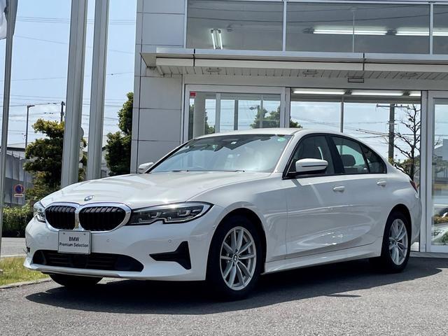 BMW 320d xDrive 当社試乗車UP・コンフォートパッケージ・LEDヘッドライト・ファブリック電動シート・電動トランク・シートヒーター・純正17インチアルミ・アクティブクルーズコントロール・バックカメラ・ミラーETC