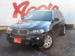 BMW X53.0si MスポーツPKG サンルーフ 黒革 スマートキー