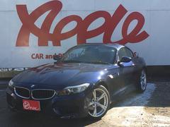 BMW Z4sDrive20i クルージングED MスポーツPKG 黒革