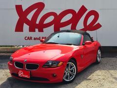 BMW Z42.2i ユーザー買取車 純正17インチアルミ キーレス