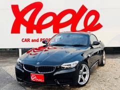 BMW Z4sDrive23i MスポーツPKG 赤革 HDDナビ TV