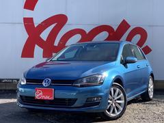 VW ゴルフTSIハイラインブルーモーションテクノロジー 衝突防止装置