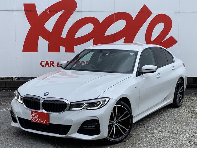 BMW 3シリーズ 320i Mスポーツ ブラックレザーシート 電動リアゲート レーダークルーズコントロール シートヒーター 純正HDDナビ ランフラットタイヤ パワーシート 衝突軽減ブレーキ