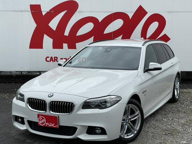 BMW 5シリーズ 523iツーリング Mスポーツ 純正メーカーナビ メモリーパワーシート オートホールド レーンキープアシスト バックカメラ パワーリアゲート クルーズコントロール パドルシフト 衝突軽減ブレーキ