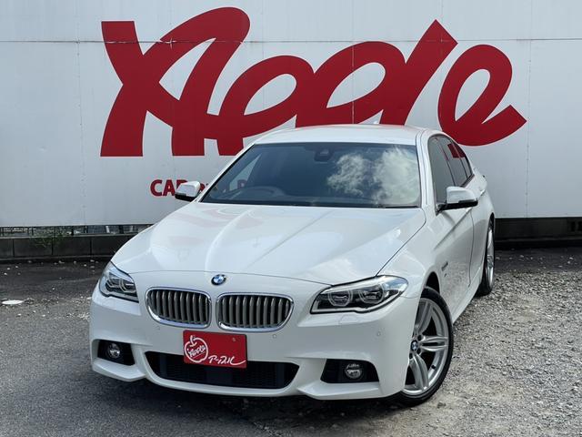 BMW アクティブハイブリッド5 Mスポーツ 本革黒シート シートヒーター メモリー付パワーシート レーダークルーズコントロール レーン逸脱アラーム 衝突軽減装置 純正HDDナビ フルセグ